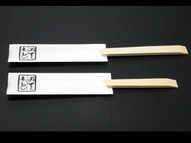 業務用箸袋(格子柄)